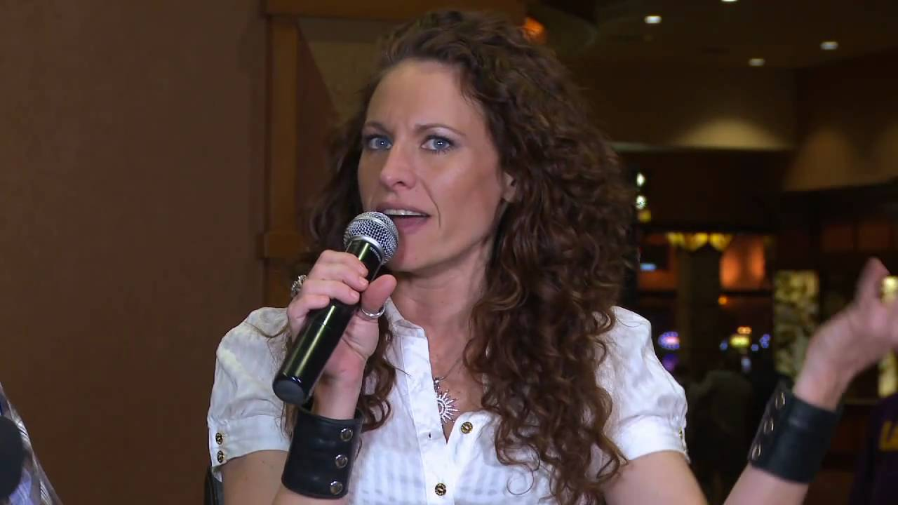 Interview With Jerri Manthey Of Survivor Pechanga Casino Youtube