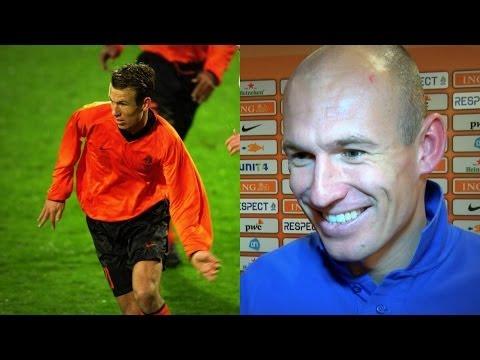 Het Oranjegevoel van Arjen Robben