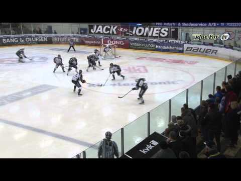 02-02-14 highlights Blue Fox - Frederikshavn White Hawks