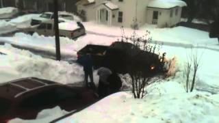 Chevy S10 Snow Plow