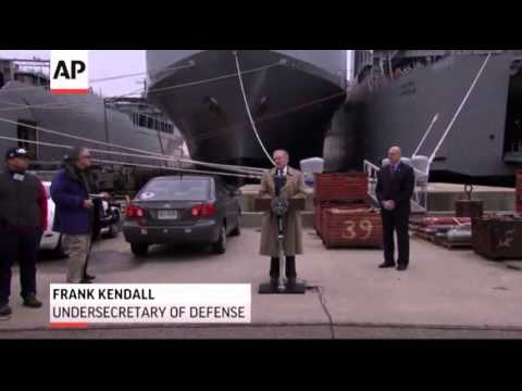 US Ship to Destroy Syria's Chemical Weapons