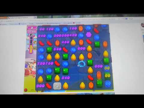 Candy crush combo maximo
