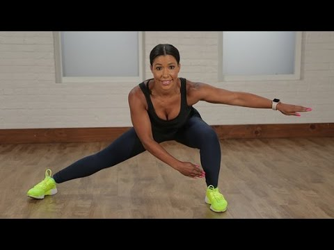 3 Move Leg Circuit From Jeanette Jenkins | Class FitSugar
