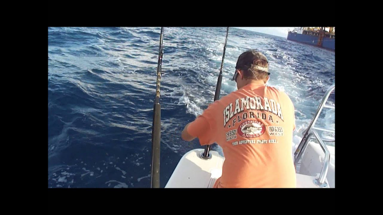 Gulf of mexico rigs tuna fishing trip july 2nd and 3rd for Mexico fishing license