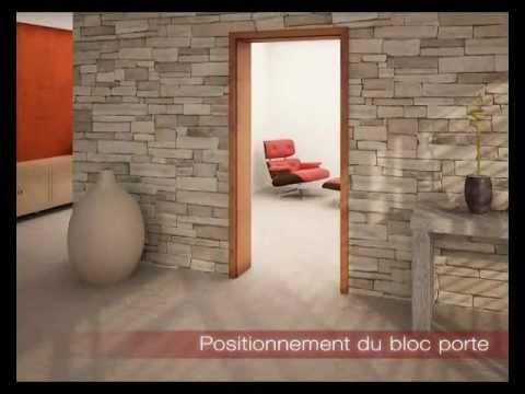 Porte r novation chambranle paul ceyrac e couliss youtube - Kit renovation porte interieure ...