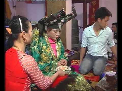 Co Dang Hong Anh ,Hau Gia  Chau De Nhi