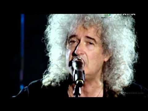 QUEEN & Adam Lambert - Love of my life (LIVE in Kiev)