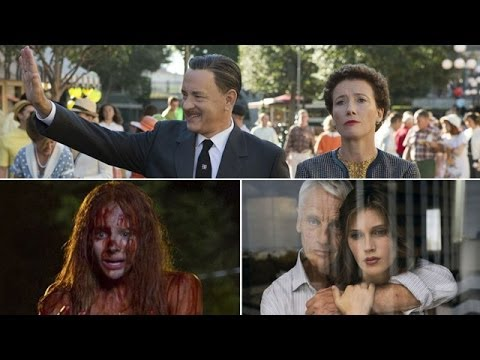 The Guardian Film Show: Saving Mr Banks, Carrie and Jeune et Jolie  video review