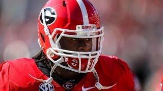 Todd Gurley| Georgia Highlights ᴴᴰ