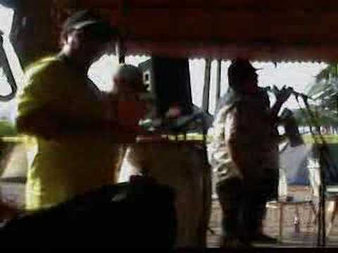 Priband Show en playa conoma