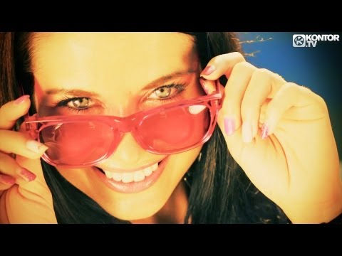Houseshaker feat. Amanda Blush - Light The Sky (Official Music Video 2013)