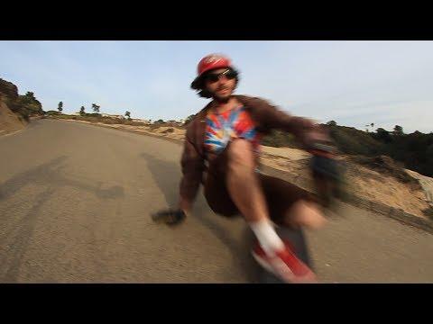 Jimmy Riha Skates Everything -Rad Train