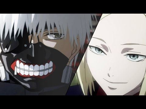 Tokyo Ghoul √A Episode 2 東京喰種√A Anime Review - Season 2 Root A - Aogiri Vs Doves Round 2