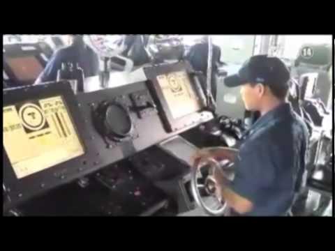 VTC14_Tàu chiến Mỹ chuyển hướng sang eo biển Malacca