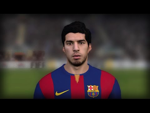 FIFA 15 | Luis Suárez Welcome to FC Barcelona