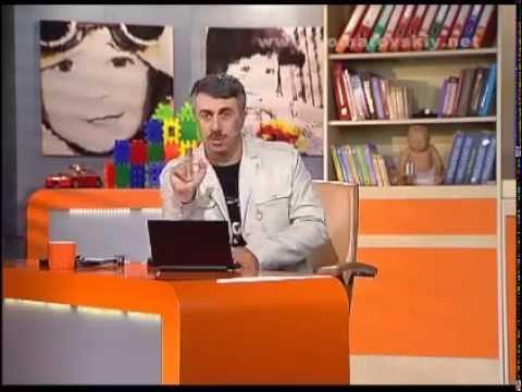 Соки: школа доктора Комаровского