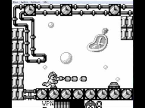 Let's play Megaman 2 - Gameboy, (Teil 5)