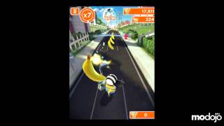 Soluce Moi, Moche et Méchant : Minion Rush sur iPhone et Android, niveau 3