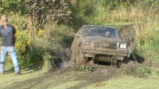Gmc Jimmy Mud Bogging