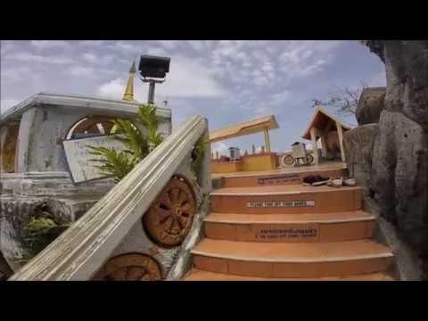 visiter le temple de la grottre du tigre (krabi)