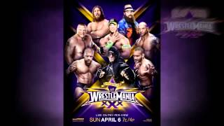 "WWE Wrestlemania 30 New Theme Song: ""Legacy"""