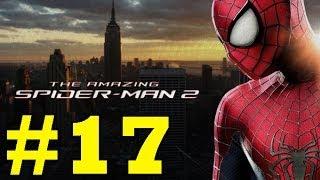 The Amazing Spider-Man 2 : Gameplay Walkthrough Part 17