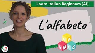 Learn Italian: The alphabet