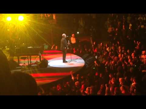 Billy Joel - We Didn't Start the Fire - Encore March 9, 2014 Toronto
