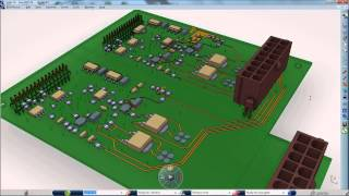 CATIA V6 | Electronics & Circuit Board Design (PCB) | Flexible PCB | Performances
