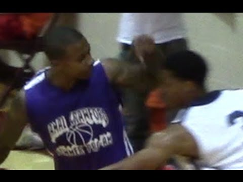 Isaiah Thomas Highlight Reel: Jamal Crawford Pro Am 2013 (PG Sacramento Kings)