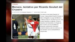 Cruzeiro recebe propostas para Goulart e Ribeiro