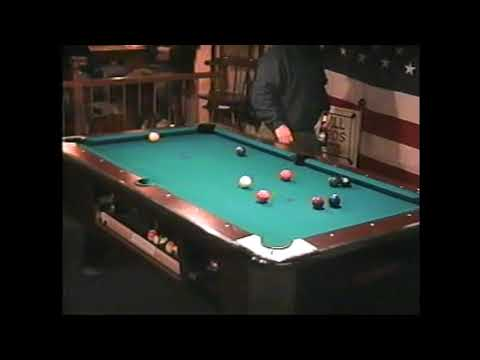 Northern Tier Pool Tourney part four 4-5-03
