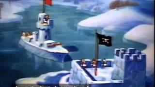 Kačer Donald na Vánoce