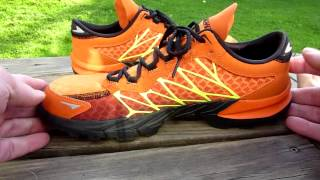 Skechers Go Bionic Trail Running Shoe = FANTASTIC