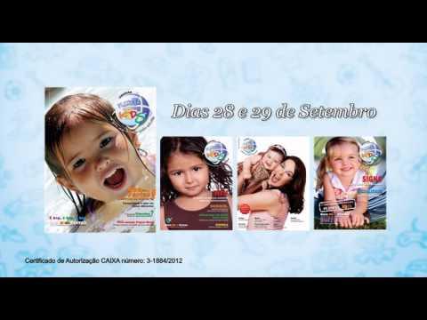VT para o Planeta Kids - DESFILE de Crianças