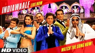 INDIAWAALE Happy New Year Official Song (2014)