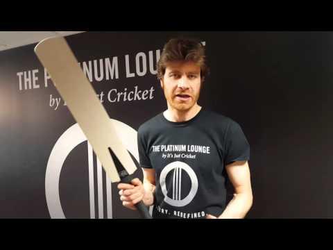 Blank Bats B1 Limited Edition Cricket Bat
