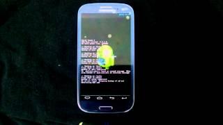 Como Hacer Un Back Up Y Restore Android Galaxy S3