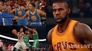 NBA Live 16 videosu