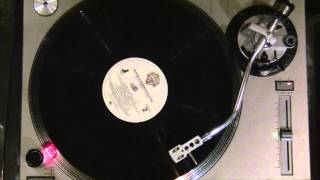 Cheech & Chong - Black Lassie (A Great American Dog) Vinyl Cut