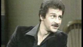 Beatles Drummer Pete Best On David Letterman (Part 1