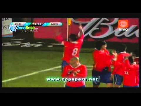 Arturo Vidal - Gol de la Roja
