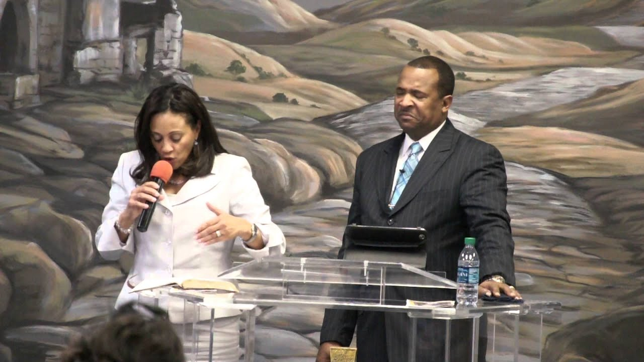 Pastor And Wife Anniversary Tributes