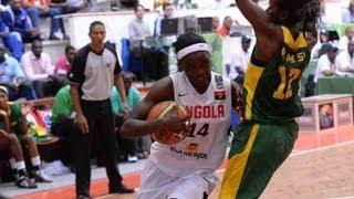 Afrobasket 2013 - Senegal 43 - 46 Angola