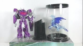 TRANSFORMERS PRIME BEAST HUNTERS SDCC ´13 SHOCKWAVE´S
