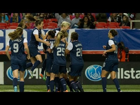 WNT vs. Russia: Field Level Highlights - Feb. 13, 2014