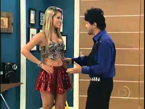 Juninho Play estraga os planos de Edu com Adriana do BBB 11