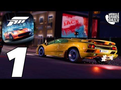 FORZA STREET MOBILE - Gameplay Walkthrough Part 1 (iOS Android)