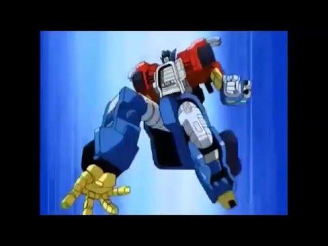 Transformers Armada   TRANSFORM AND COMBINE!