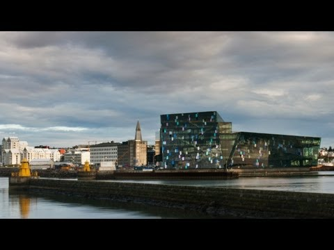Host your event in Iceland - Harpa Conference Centre Reykjavík Iceland